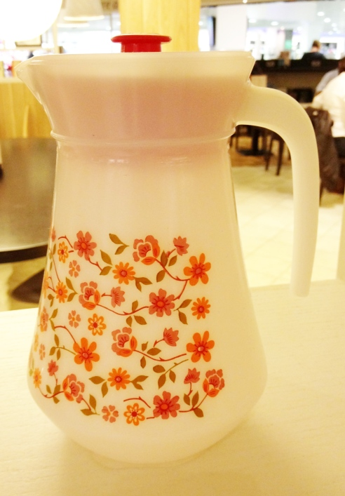 Kitsch 1970s / 1980s jug