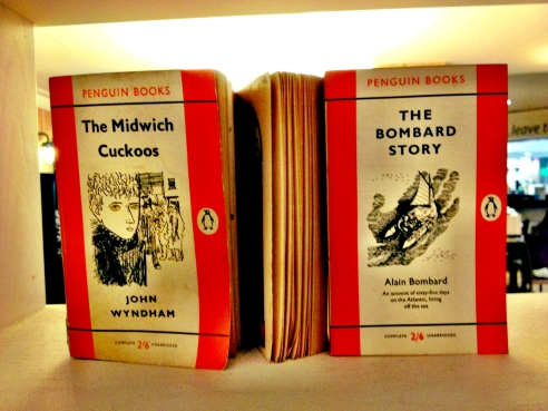 Old penguin paperbacks